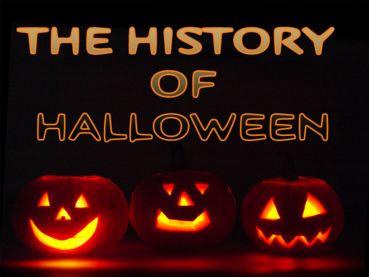 Halloween History (traversehistory.org)