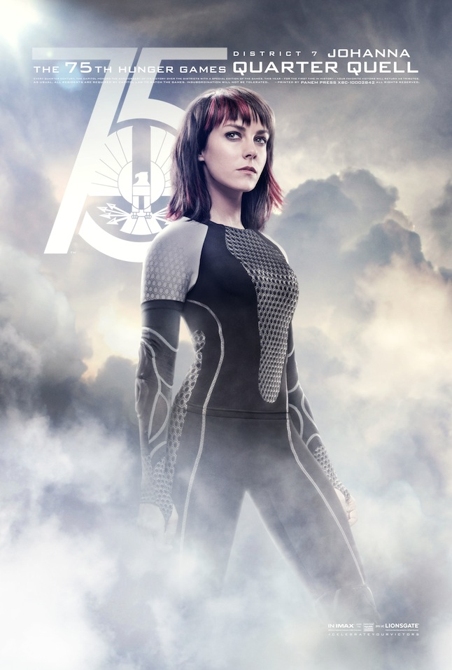 hunger games johanna