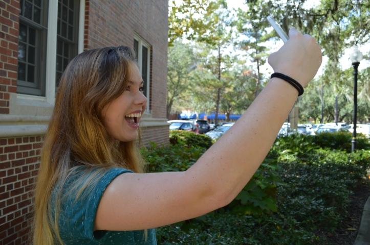 Mazanec selfie 2