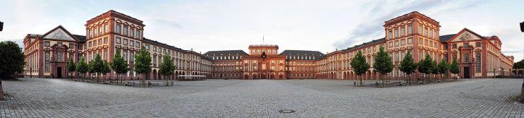 PHOTO 1 Panorame Mannheim Palace